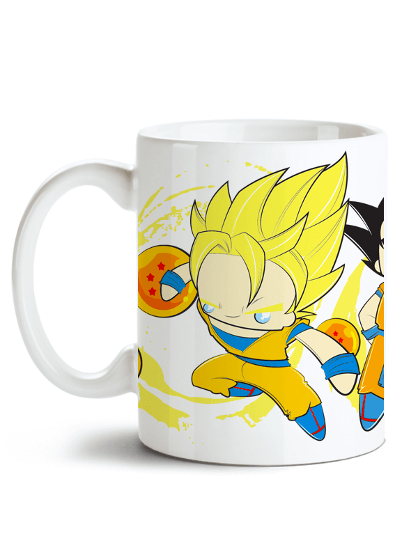 Caneca Dragon Ball no Toonicos 1