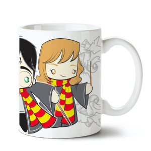 Caneca Harry Potter - Grifinória no Toonicos 2