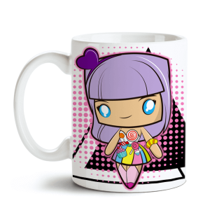 Caneca Katy Perry - Fine Fresh Fierce no Toonicos 1