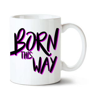 Caneca Lady Gaga - Born This Way no Toonicos 2