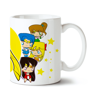 Caneca Sailor Moon no Toonicos 2