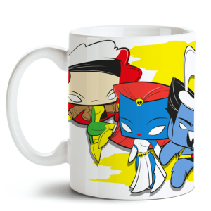Caneca X-men no Toonicos 1
