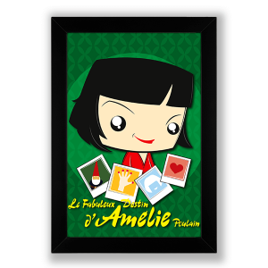 Poster Amelie Poulian no toonicos 1